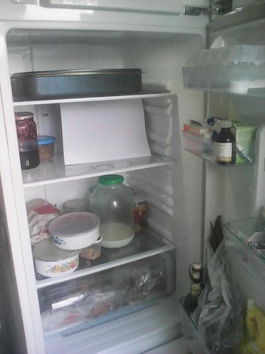 В холодильнике не вращается вентилятор